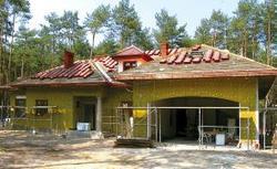 Przeciwpożarowy niezbędnik. Jak zbudować dom odporny na ogień?