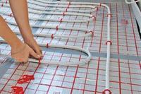 Ogrzewanie podłogowe rury