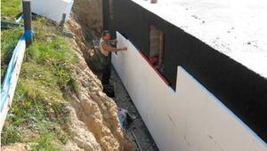 Ocieplanie piwnic. Jak i z czego zrobić izolację cieplną ścian piwnicy?