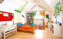 Lampy dobre dla dzieci - wybór oświetlenia do pokoju dziecka