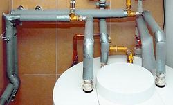 Wykonanie instalacji ciepłej wody użytkowej - koszty i potrzebne materiały