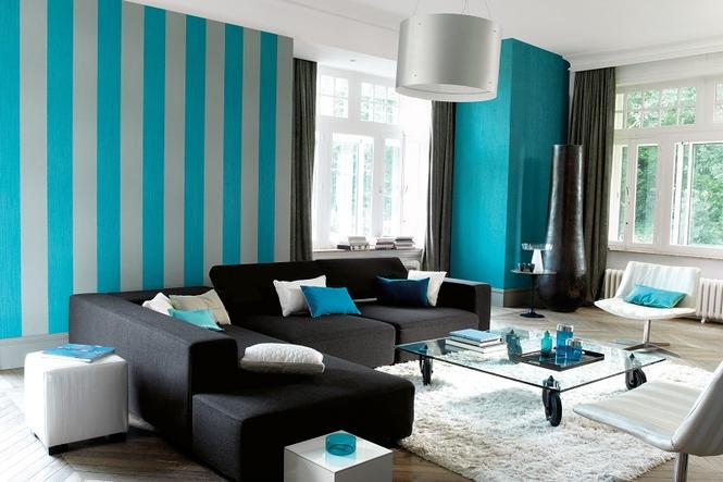 Błękitny salon dla Wodnika