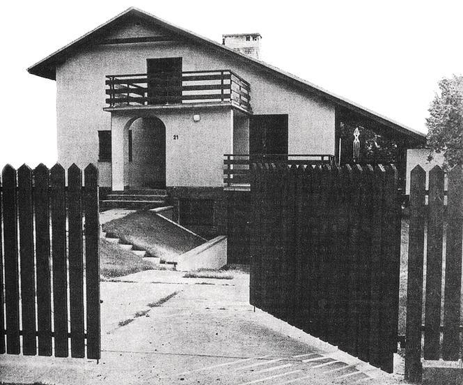 Dom z czasów PRL-u