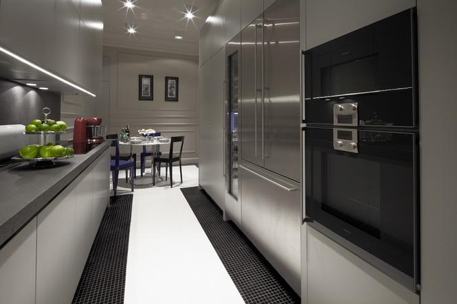 Kuchnia w showroomie