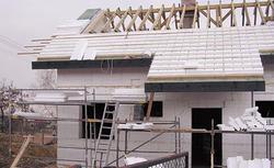 Budowa domów styropianowych. Dachy i stropy z kształtek styropianowych