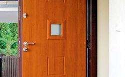 Drzwi antywłamaniowe. Drzwi wejściowe, które zabezpieczą Twój dom podczas urlopu