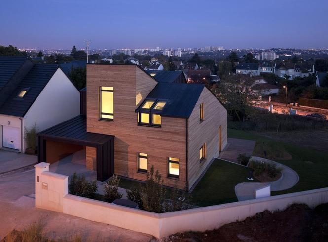 Domy energooszczedne-okna dachowe VELUX