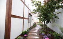 Jak urządzić przydomowy ogród? Pomysł na aranżację najmniej reprezentacyjnego miejsca w ogrodzie
