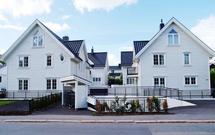 300-letnie domy w stylu skandynawskim wykonane z prefabrykatów