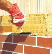 Murowanie ściany z klinkieru