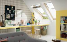 Okna dachowe – sposób na doświetlenie wnętrza na poddaszu