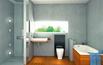Aranżacja łazienki na piętrze