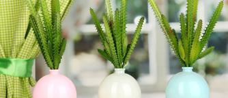 Jak aranżować rośliny pokojowe?