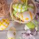 Dekoracja świątecznego stołu. 4 pomysły na Wielkanoc