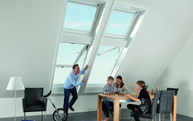 Czyszczenie i konserwacja okien dachowych