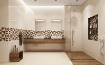 Sposoby na układanie płytek - galeria aranżacji płytek podłogowych i na ścianę