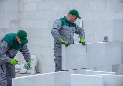 Panele ścienne z betonu komórkowego. Szybki sposób na ścianę działową