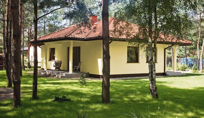 Jak zbudować mały i tani dom? Oto historia budowy według projektu domu Murator D38 Uroczy
