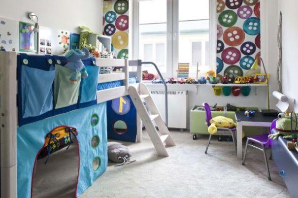 Urządzamy pokój dla dziecka. Pomysły