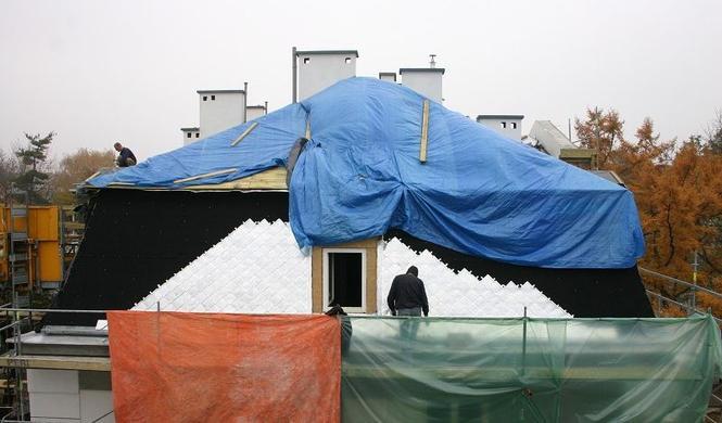 Remont dachu - naprawa czy wymiana