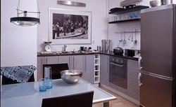 Duża kuchnia - dobry projekt i realizacja